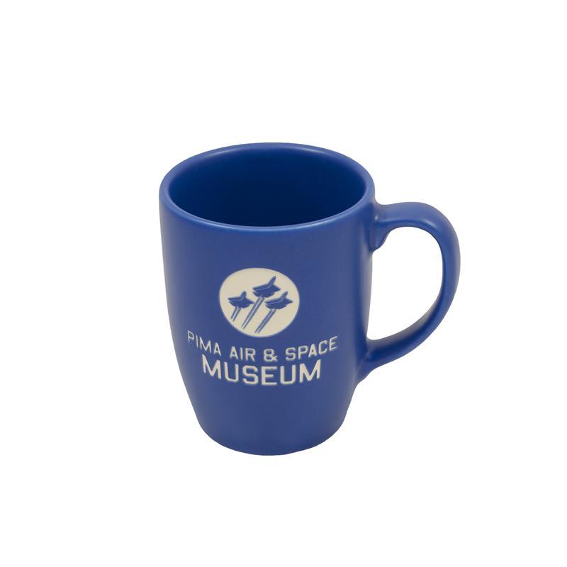 PASM Sand Carved Logo Mug